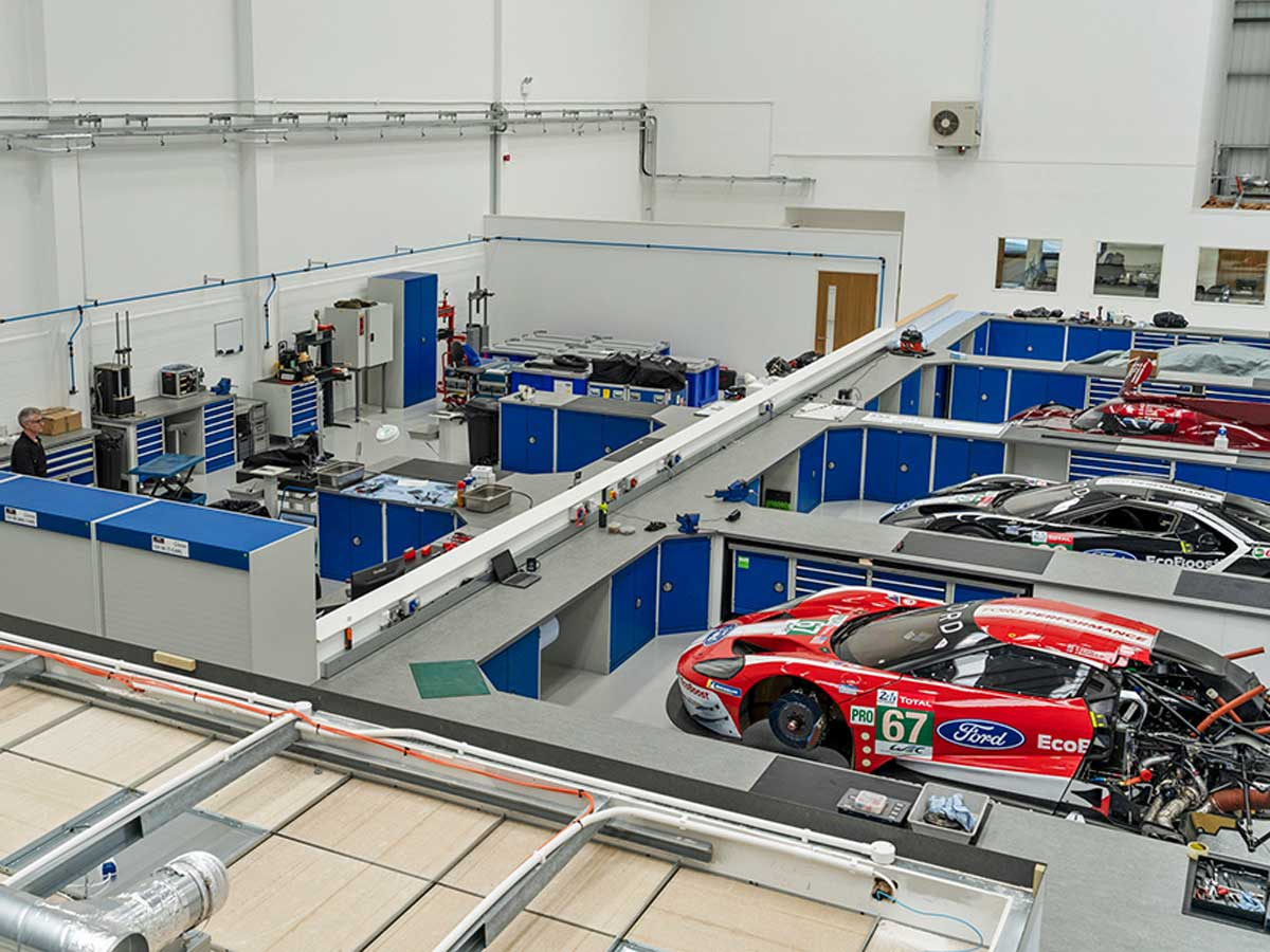Bott Ltd Partnerschaft mit Multimatic Motorsport