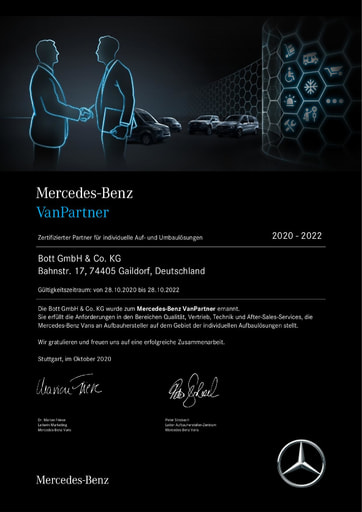 Mercedes-Benz VanPartner