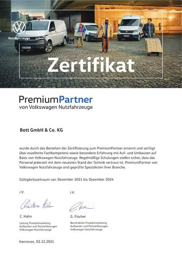 Volkswagen PremiumPartner